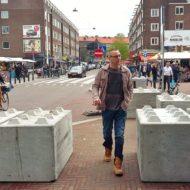 Roadblocks bij Feyenoord Huldiging 01